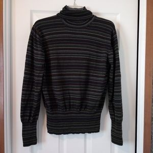 Eddie Bauer Merino Wool Cotton Sweater - XL